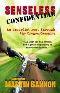 Senseless Confidential front cover